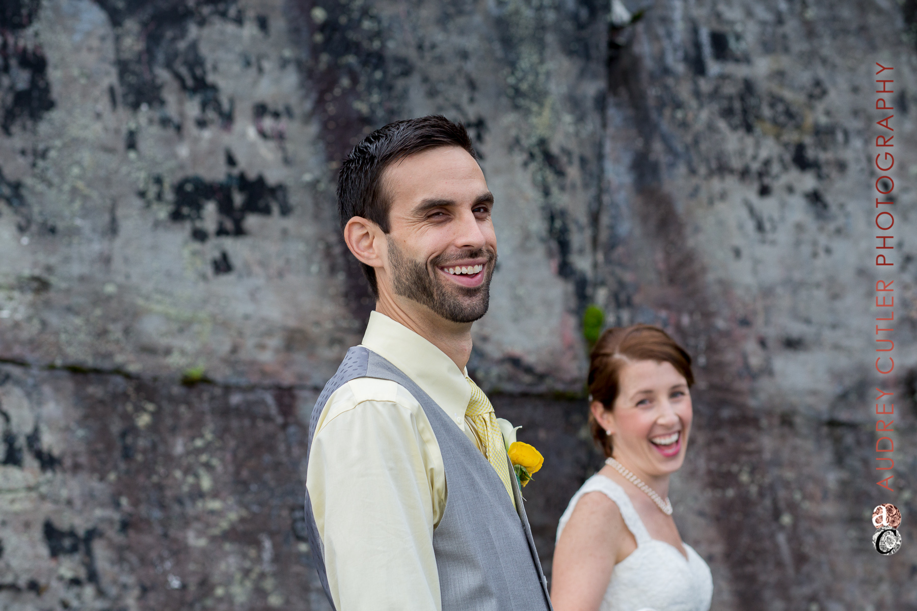 © Audrey Cutler Photography - Wachusett Mountain Wedding