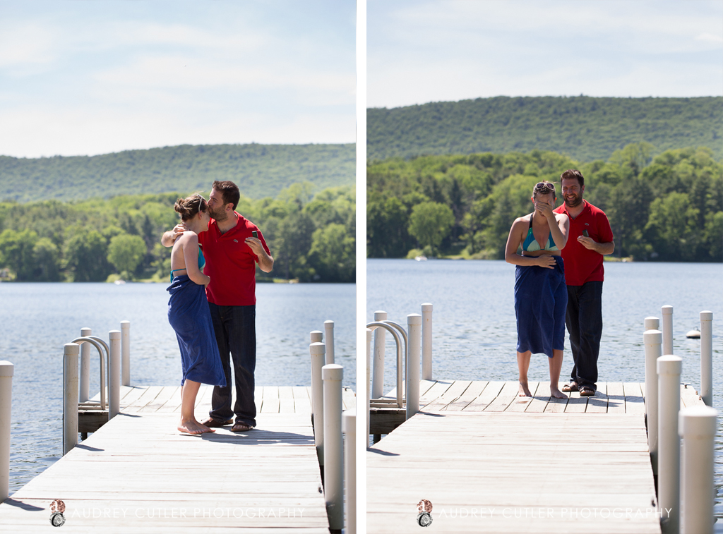 Secret Engagement Proposal - Stockbridge, MA