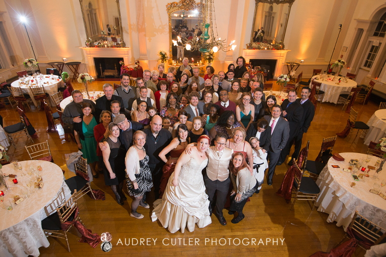 Magical Witch Themed Wedding At Hamilton Hall