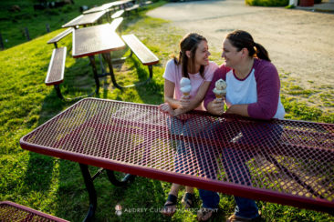 Super-sweet-ice-cream-engagement-session-sterling-massachsuetts
